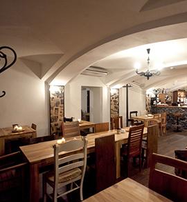 Рестораны и офисы