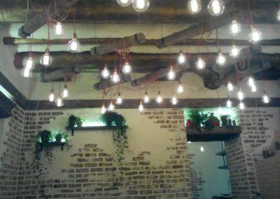 Ресторан быстрого питания на Павелецкой